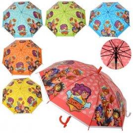 Зонтик детский Brawl Stars со свистком MK 4565