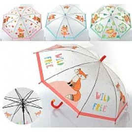Зонт детский Лисёнок MK 4567