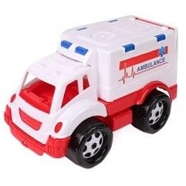 Машина пластиковая Скорая помощь 4579 Технок