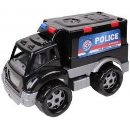 Машина пластиковая Полицейская 4586 Технок