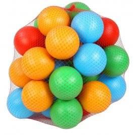Набор шариков для сухого бассейна матовые 80 штук 467 в.5 Орион