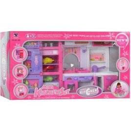 Кухня для кукол 498