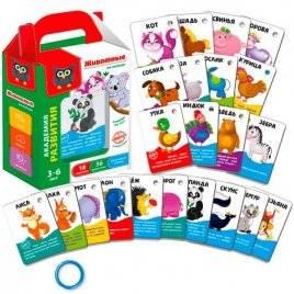 Игра на кольце Животные VT5000-03 Vladi Toys