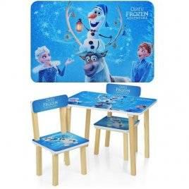 Детский стол и 2 стула Фроузен Frouzen 501-53