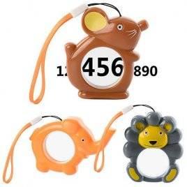 Брелок игрушка с увеличительным стеклом 5011