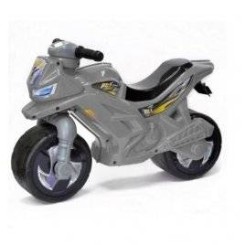 Мотоцикл для толкания ногами серый 501 Орион