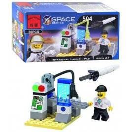 Конструктор Космос Станция 504 BRICK