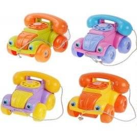 Каталка Телефон средний 5106 Максимус