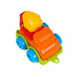Машина мини пластиковая Бетономешалка 5217 Технок