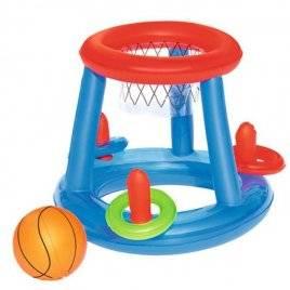 Игровой центр баскетбольное кольцо+мяч и кольца BW 52190 Bestway
