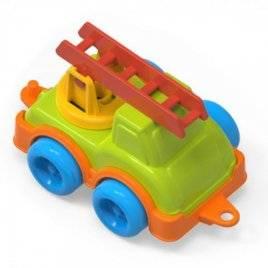 Машина мини пластиковая Пожарная  5231 ТехноК