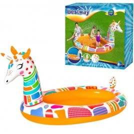 Бассейн детский Жираф 53089 Bestway