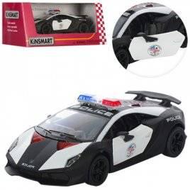 Машинка KINSMART Полиция 1:38  KT 5359 WP