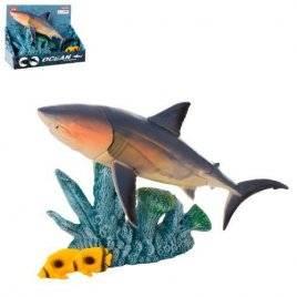 Акула с рыбками подвижные детали 5501-2 в коробке
