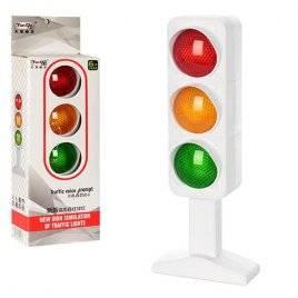 Светофор со световыми и звуковыми эффектами 5514-6 английский язык