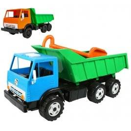 Машина-грузовик Супер Камаз X4 с лопатой 559 Орион, Украина МЕГАРАЗМЕР!