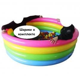 Сухой бассейн с шариками 56441-400 Intex