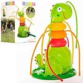 """Распрыскиватель надувная фигура """"Динозавр"""" 56599 Intex"""