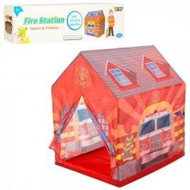 Палатка домик Пожарная станция M 5686