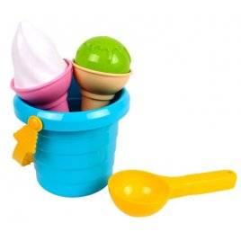 Песочный набор Сладкое мороженое 5736 ТехноК