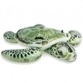 Плотик детский надувной Морская Черепаха 57555 Intex