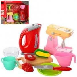 Набор бытовой техники+посуда 58000-9