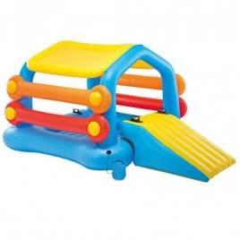 Игровой центр надувная горка 58294 Intex