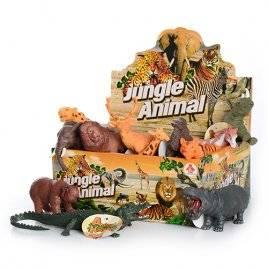 Животные дикие большие 588-1 поштучно