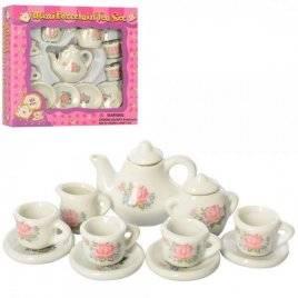 Посудка чайный сервиз на 4 персоны фарфор YH5989-B1