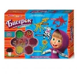 Набор для творчества большой Бисерок ДТ-ОО-09-33 Danko Toys