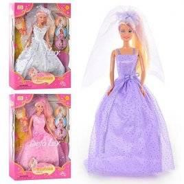 Кукла Defa Невеста в свадебном платье 6003