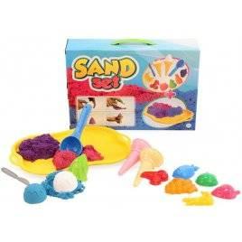 Кинетический песок Набор для игры с песком 6016 ТехноК