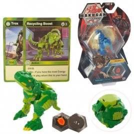 Игра динозавр 7см SB602-09 BK