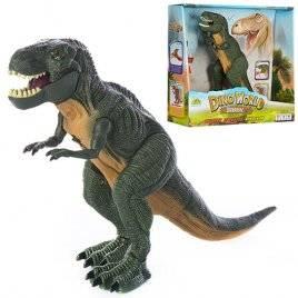 Динозавр несет яйца, ходит, музыкальный RS6152