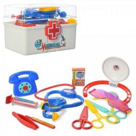 Детский набор для игры в доктора в чемодане 6388