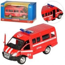 Машина детский автомобиль Служебная газель 6404