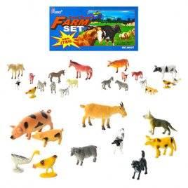 Набор животных Домашние маленькие 641-1-3