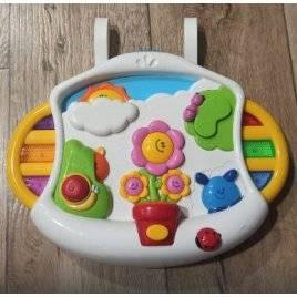 Уценка б.у. Музыкальная развивающая игрушка Облако