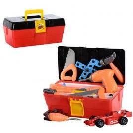 Набор инструментов детских в чемодане 661-318