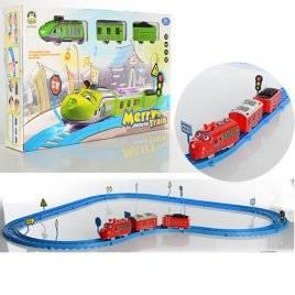 Железная дорога детская Merry Train 661 B-2