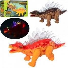 Динозавр со световыми эффектами 6638-1