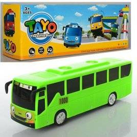 Автобус Тайо со светом и звуком 665
