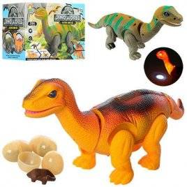 Динозавр со звуком и светом + проектор 666-3A