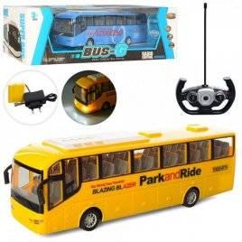 Автобус на радиоуправлении со световыми эффектами 666-698A