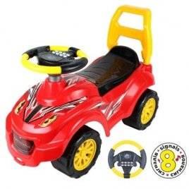 Игрушка автомобиль для прогулок 6665 Технок