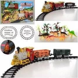 Железная дорога с динозаврами 6678-11-12
