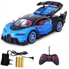 Машинка на радиоуправлении Bambi Bugatti Concept 6688-86A