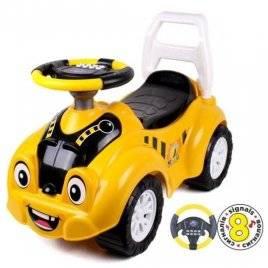 Автомобиль-толокар для прогулок музыкальный Пчелка 6689 ТехноК