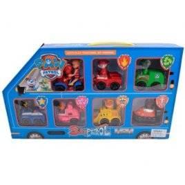 Игровой набор машинок с фигурками Щенячий патруль 6889-325