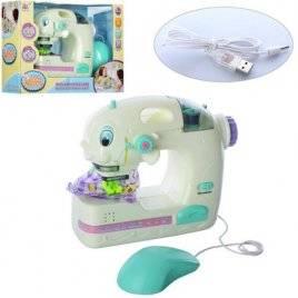 Швейная машинка со световыми эффектами 6943B